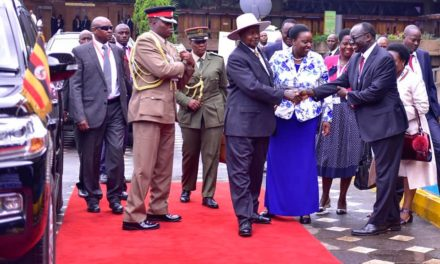 President Museveni addresses Sustainable Blue Economy conference