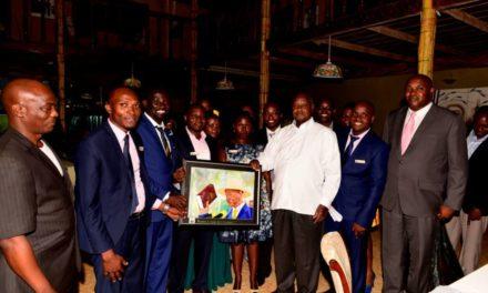 Women Parliamentarians tour Kanungu womens groups ahead of Museveni visit