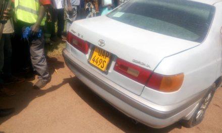 Robbers shot dead in jinja