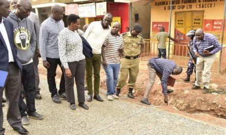 State House anti-graft Unit apprehends Mbarara lands officials of misappropriations