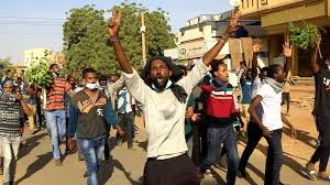Sudan President steps down amidst heavy protests