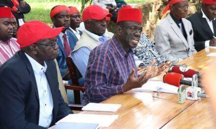 Besigye Laments Over Lack of Popular Support